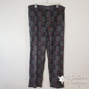Jockey Men's Plaid Pajama Pants XL